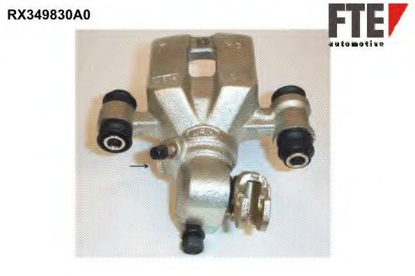 Тормозной суппорт FTE RX349830A0