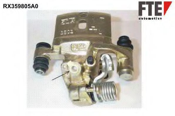 Тормозной суппорт FTE RX359805A0