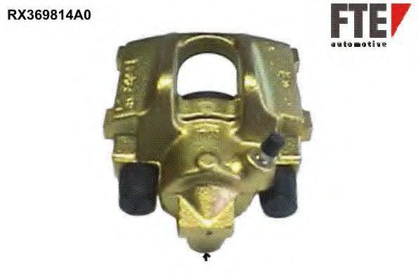 Тормозной суппорт FTE RX369814A0
