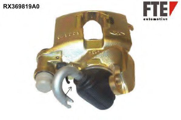 Тормозной суппорт FTE RX369819A0