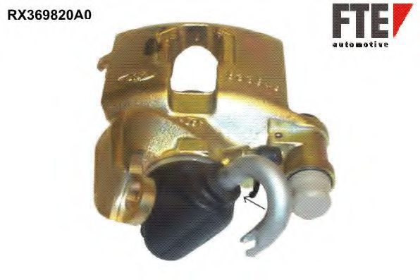 Тормозной суппорт FTE RX369820A0
