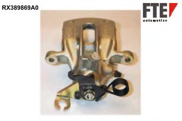 Тормозной суппорт FTE RX389869A0