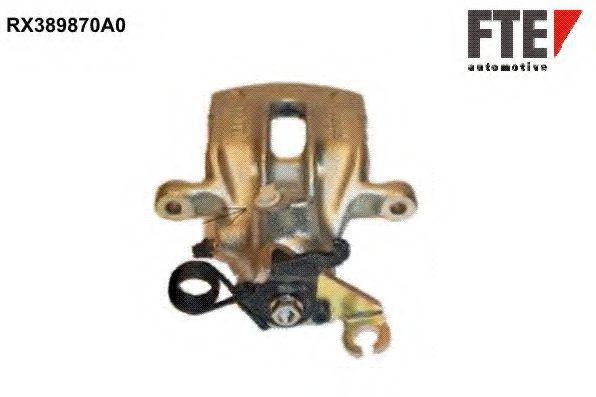 Тормозной суппорт FTE RX389870A0