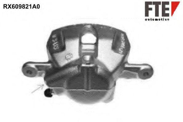 Тормозной суппорт FTE RX609821A0