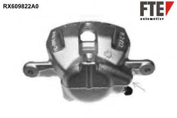 Тормозной суппорт FTE RX609822A0