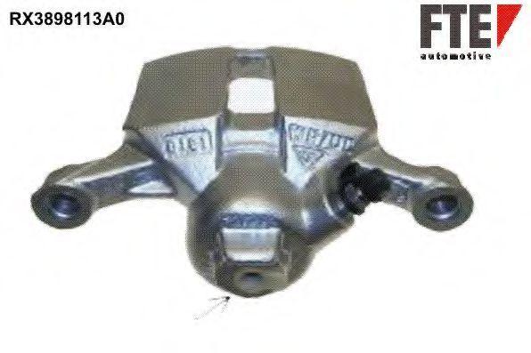 Тормозной суппорт FTE RX3898113A0