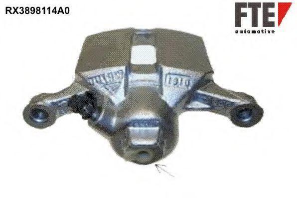 Тормозной суппорт FTE RX3898114A0