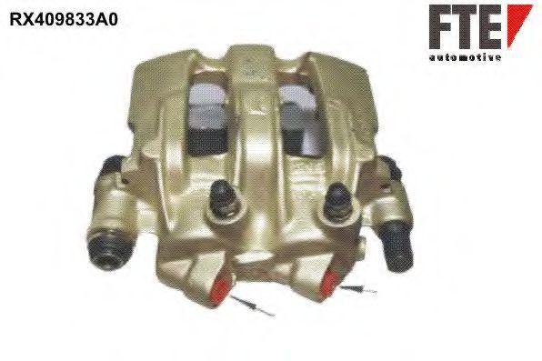 Тормозной суппорт FTE RX409833A0