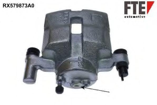 Тормозной суппорт FTE RX579873A0