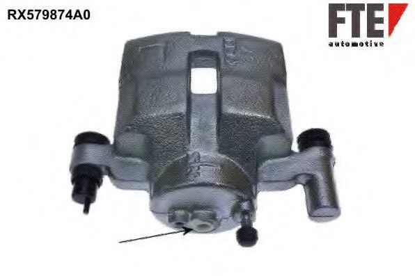 Тормозной суппорт FTE RX579874A0