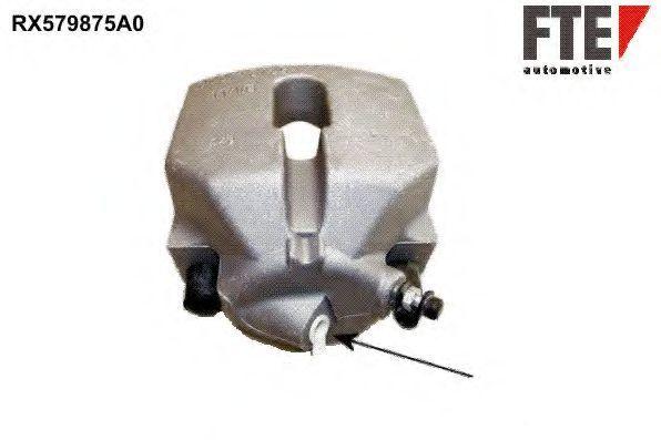 Тормозной суппорт FTE RX579875A0