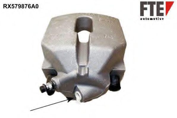 Тормозной суппорт FTE RX579876A0