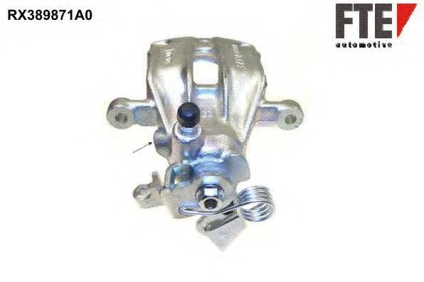 Тормозной суппорт FTE RX389871A0
