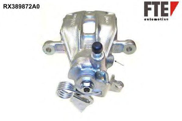 Тормозной суппорт FTE RX389872A0