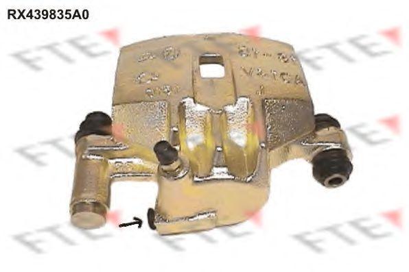 Тормозной суппорт FTE RX439835A0