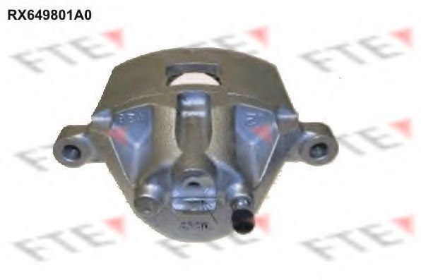 Тормозной суппорт FTE RX649801A0