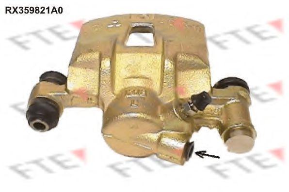 Тормозной суппорт FTE RX359821A0