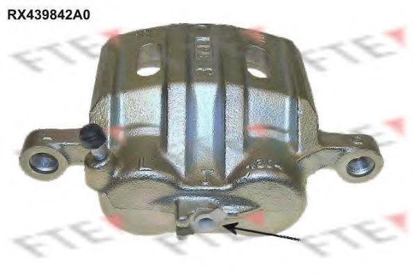 Тормозной суппорт FTE RX439842A0