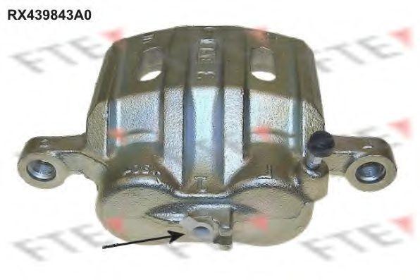 Тормозной суппорт FTE RX439843A0