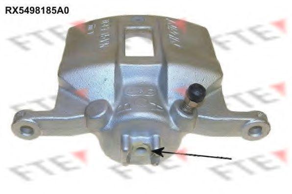 Тормозной суппорт FTE RX5498185A0
