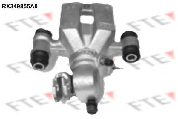 Тормозной суппорт FTE RX349855A0