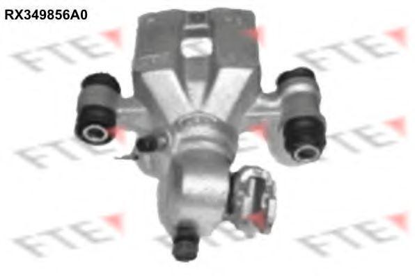 Тормозной суппорт FTE RX349856A0
