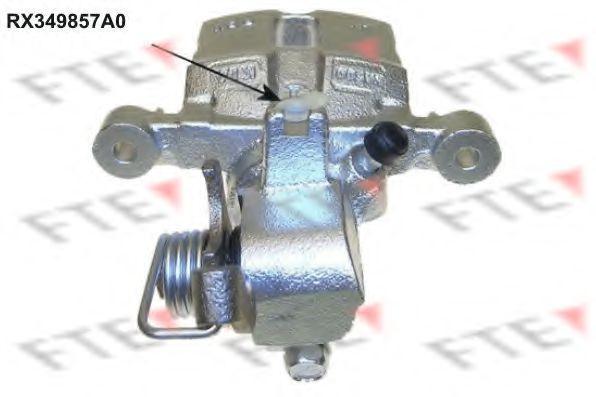 Тормозной суппорт FTE RX349857A0