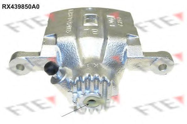 Тормозной суппорт FTE RX439850A0