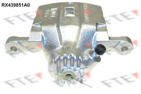 Тормозной суппорт FTE RX439851A0