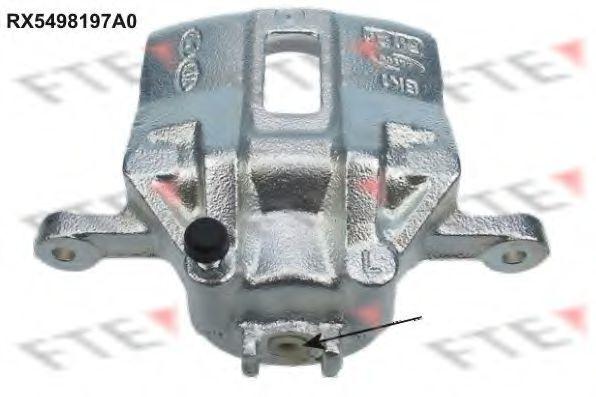Тормозной суппорт FTE RX5498197A0
