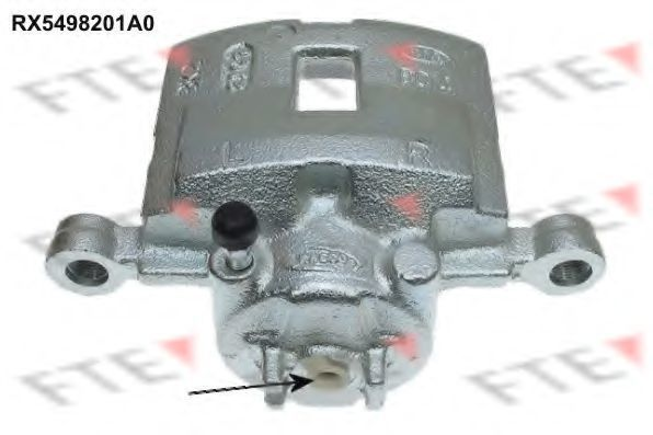 Тормозной суппорт FTE RX5498201A0