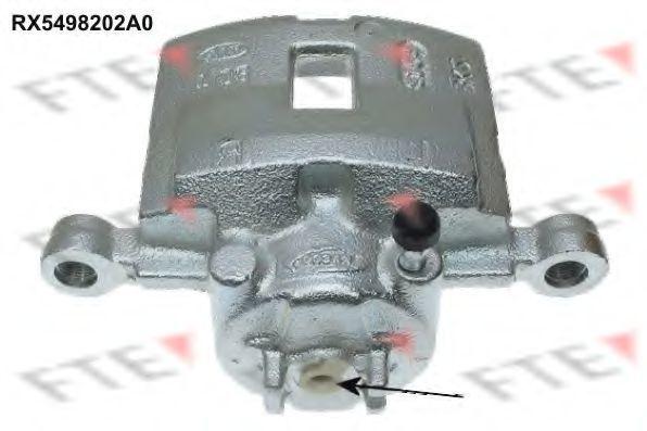 Тормозной суппорт FTE RX5498202A0