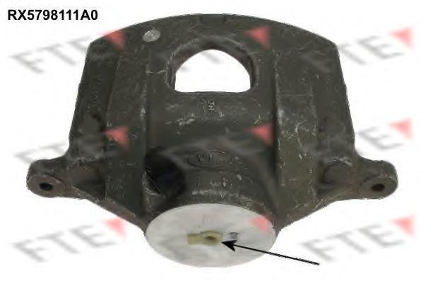Тормозной суппорт FTE RX5798111A0