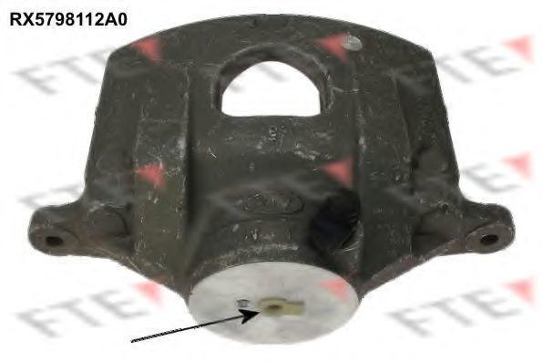 Тормозной суппорт FTE RX5798112A0