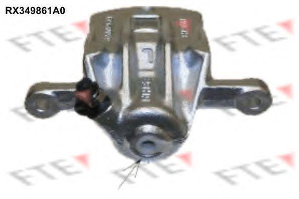 Тормозной суппорт FTE RX349861A0