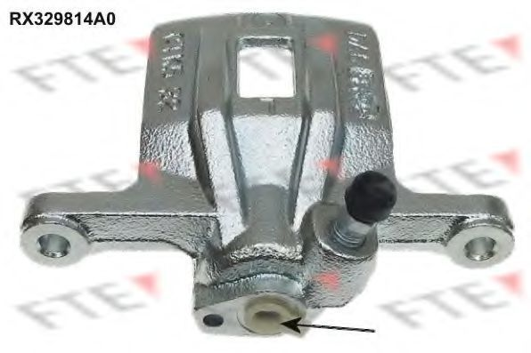 Тормозной суппорт FTE RX329814A0