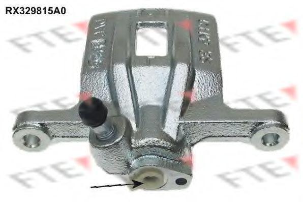 Тормозной суппорт FTE RX329815A0