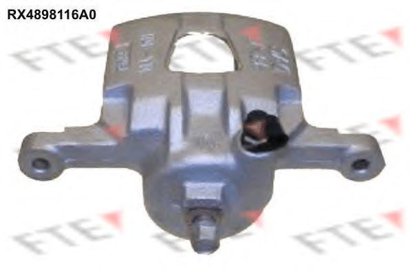 Тормозной суппорт FTE RX4898116A0
