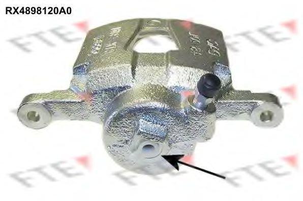 Тормозной суппорт FTE RX4898120A0