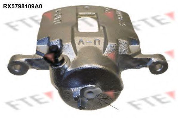 Тормозной суппорт FTE RX5798109A0