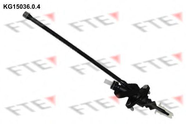 Цилиндр сцепления главный FTE KG15036.0.4
