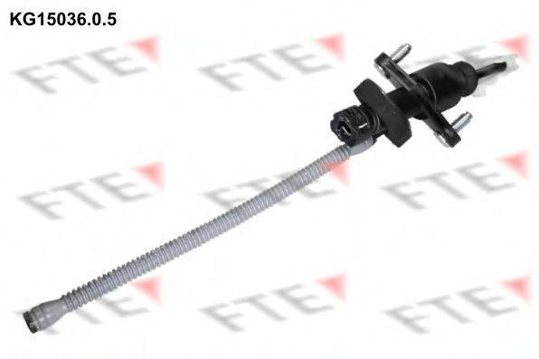 Главный цилиндр, система сцепления FTE KG1503605