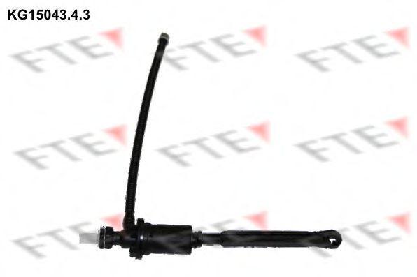 Цилиндр сцепления главный FTE KG15043.4.3