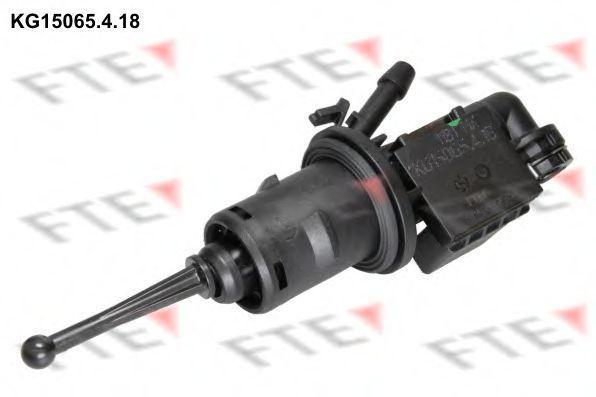 Цилиндр сцепления главный FTE KG15065418