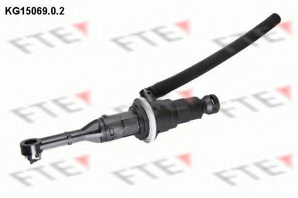 Цилиндр главный сцепления FTE KG1506902