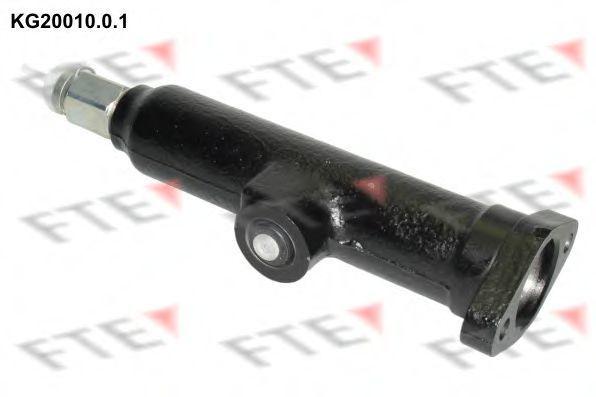 Главный цилиндр, система сцепления FTE KG2001001