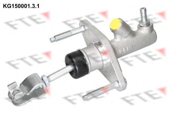 Главный цилиндр, система сцепления FTE KG15000131