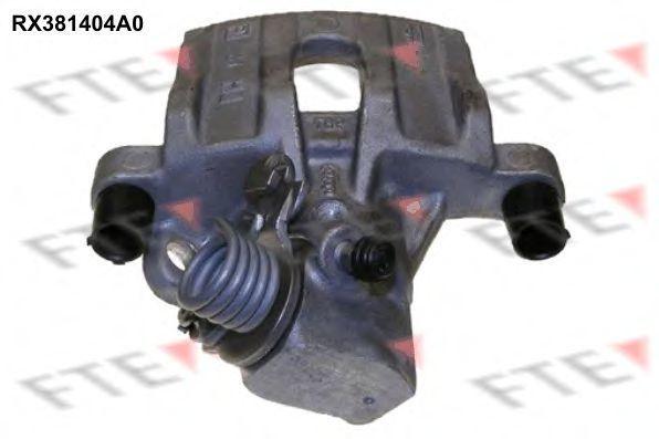 Тормозной суппорт FTE RX381404A0