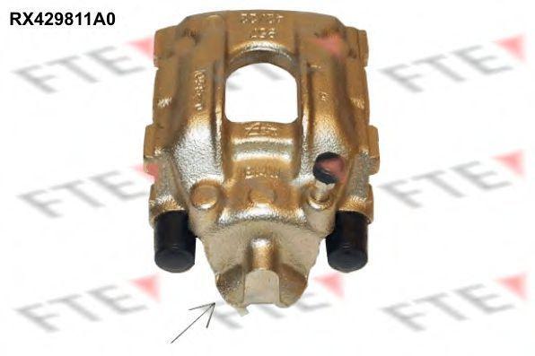 Тормозной суппорт FTE RX429811A0