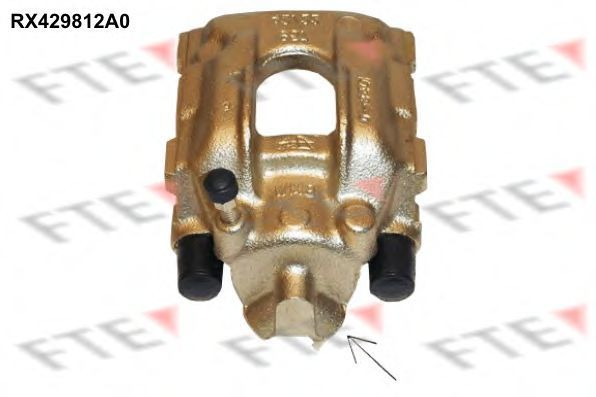 Тормозной суппорт FTE RX429812A0
